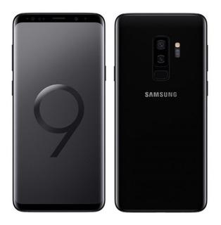 Samsung Galaxy S9 Plus Dual Sim Negro 128gb Nuevo Sellado Sp