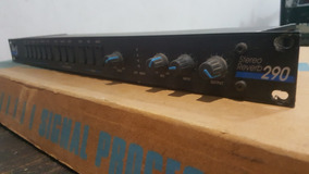 Stereo Reverb 290 Dbx Project 1