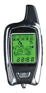 Carcasa Control Alarma Doble Via Spy O Ultra Para Moto