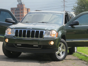 Hermosa Y Exclusiva Jeep Grand Cherokee Limited Como Nueva