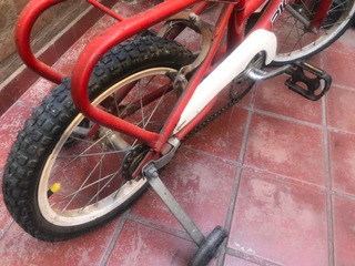 Bicicleta Niños Rodado 14