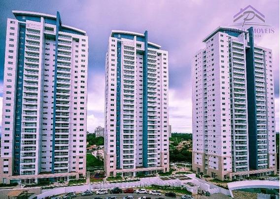 Apartamento Para Venda Em Salvador, Pituaçu, 4 Dormitórios, 3 Suítes, 5 Banheiros, 3 Vagas - 809