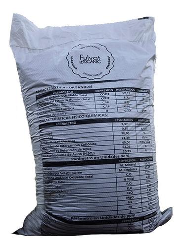 Abono O Fertilizante Orgánico Puro - Presentacion X 30 Kilos