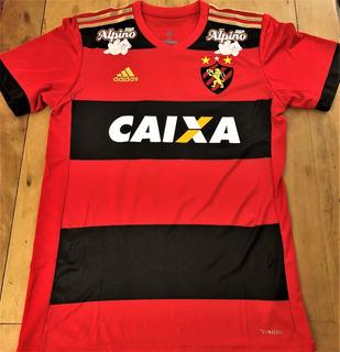 Camisa Do Sport Recife Brasileiro 2018 P. Castro #26 De Jogo