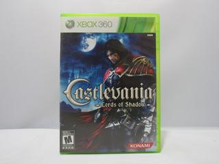 Castlevania: Lords Of Shadow - Xbox 360 ¡fisico-usado!