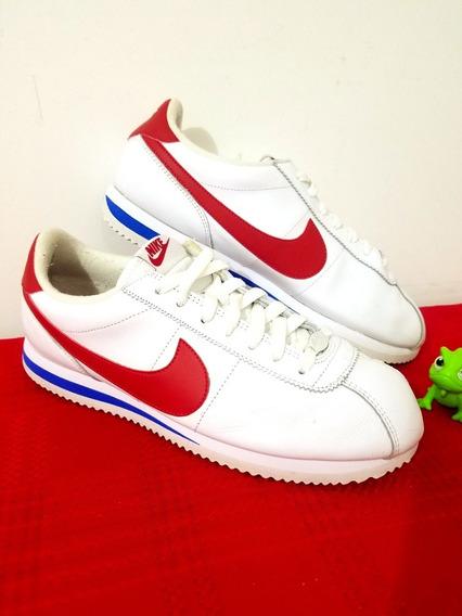Tenis Nike Cortez Basic Leather