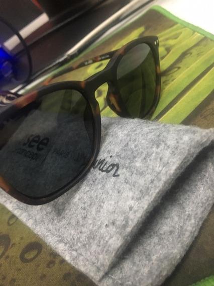 Óculos De Sol Importado See