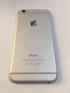 Carcaça Traseira iPhone 6 Cinza Original Apple Retirada