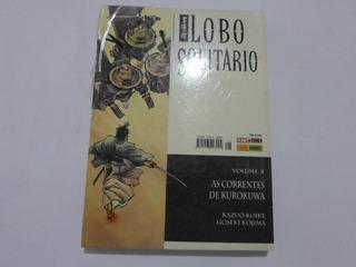 Lobo Solitário, Vol. 8 Panini Primeira Série