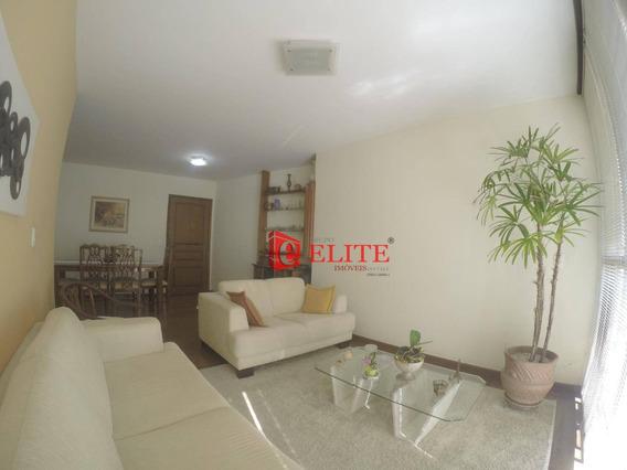 Apartamento Com 3 Dormitórios À Venda, 105 M² Por R$ 560.000,00 - Jardim Aquarius - São José Dos Campos/sp - Ap3834
