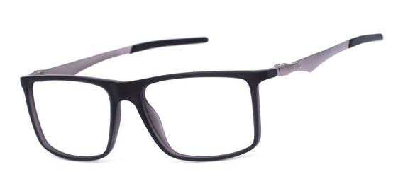 Armação Oculos Ogrife Og 332-c Masculino Com Lente Sem Grau