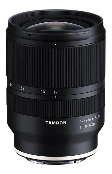 Lente Tamron 17-28mm F / 2.8 Di Iii Rxd Para Sony E