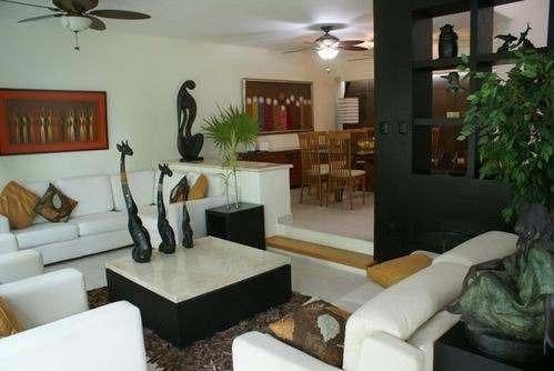 El Table, Casa En Venta. Condominio Villas Xik Nal. Cancun, Q. Roo