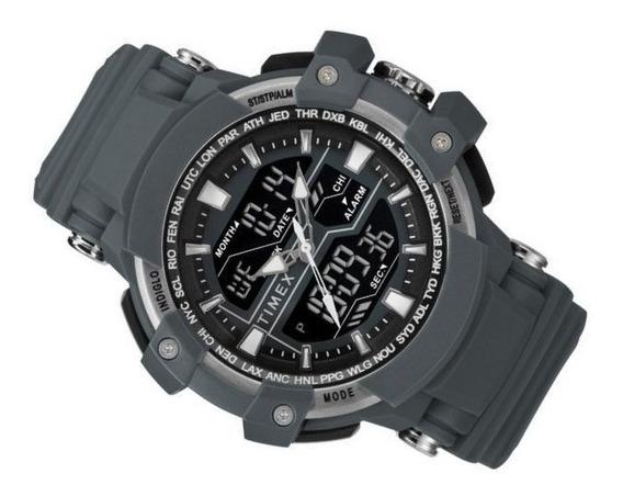 Reloj Timex Digital 44mm Tw5m22600 Hombre