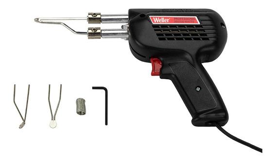 Cautin Pistola 200-260 W Con 7 Accesorios D550pk Weller