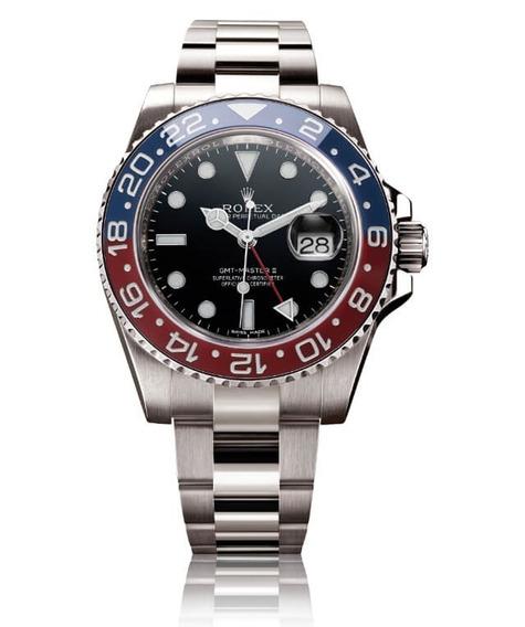 Relógio Rolex Gmt Automático Com Várias Opções De Cor