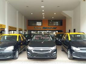 Taxi Chevrolet Corsa Classic 2014 Con Gnc Taxi Con Licencias