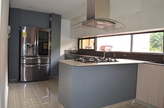 Apartamento En Venta En Poblado-sector Los Balsos