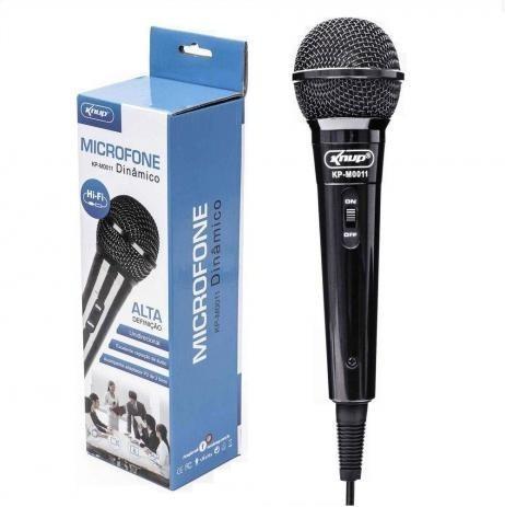 Microfone Para Shows Original Alta Definição Com Garantia