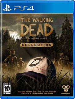 The Walking Dead Collection Ps4 Nuevo (en D3 Gamers)