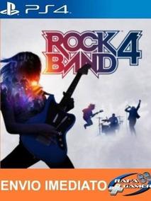 Rock Band 4 Rivals Bundle | Portugues | Ps4 2 | Promoção