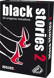 Card Game Black Stories 2 Em Português Galápagos