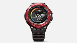 Casio Protrek Smartwatch Wsd-f21hr Lector De Ritmo Cardiaco