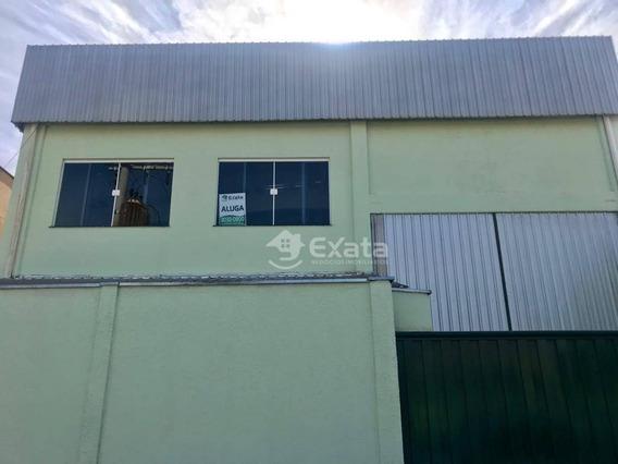 Barracão Para Alugar, 535 M² Por R$ 3.420,00/mês - Jardim Maria Do Carmo - Sorocaba/sp - Ba0026