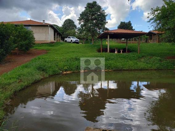 Sítio Com 4 Dormitórios À Venda, 48400 M² Por R$ 700.000 - Guaira - Cajuru/sp - Si0004