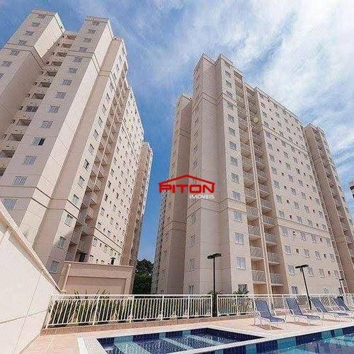 Imagem 1 de 25 de Apartamento Com 2 Dormitórios À Venda, 87 M² Por R$ 417.000,00 - Vila Santana - São Paulo/sp - Ap2413