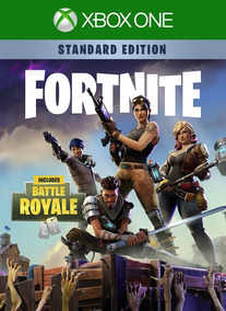 Fortnite Salve O Mundo Conta Xbox One / Leia A Descrição.