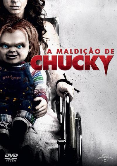 A Maldição De Chucky - Dvd