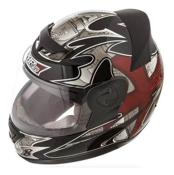 Capacete Evolution 3g Vasco Da Gama