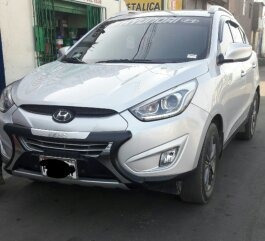 Hyundai Tucson 2013 Modelo 2014
