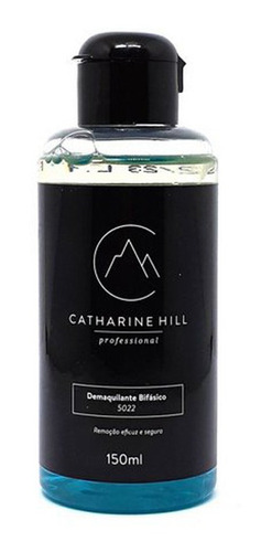 Demaquilante Bifásico Profissional Catharine Hill 5022