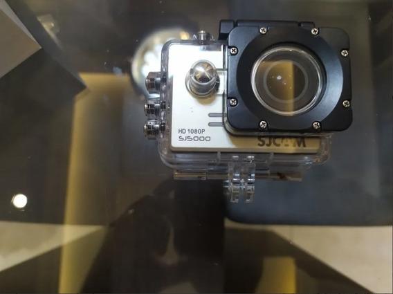 Camera Sj5000 Modelo Sjcam Ultra Hd Com Todos Os Acessórios