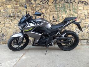 Kawasaki Z300 Entr. 11.500+20x 445 Aceito Pagar Em Meu Nome