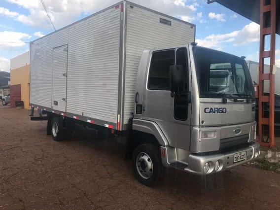Ford Cargo 815 E 2011 Bau De 6,20 Mts