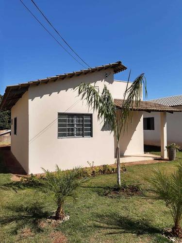 Casa A Venda, Condomínio Santa Lucia Em Uberaba/mg
