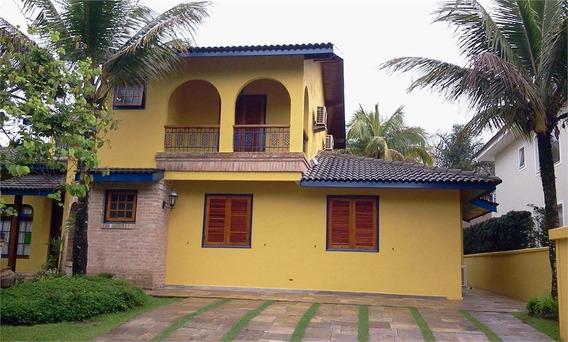 Casa Altíssimo Padrão No Condominio Hanga Roa, Bertioga. - 170-im391676