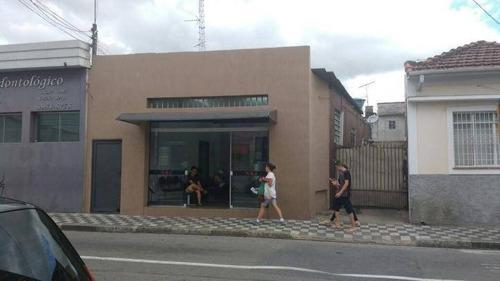 Imagem 1 de 3 de Casa Com Ponto Comercial, Em Av. Movimentada - Pt0031