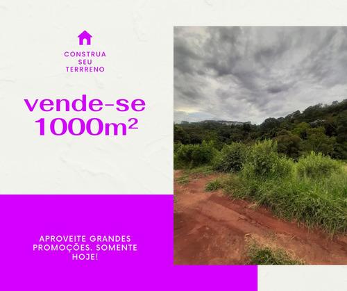 Em Mairinque, Vendo Ótimos Terrenos E Chácaras
