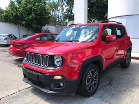 Jeep Renegade 3p Latitud L4/1.8 Aut