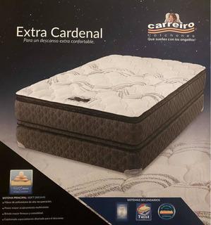 Colchón Extra Cardenal - Extra Confortable Matrimonial
