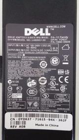 Fonte Original Notebook Dell La65ns1-00 19.5v 3.34va