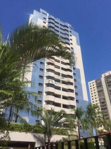 Imagem 1 de 30 de Apartamento Com 4 Dormitórios À Venda, 150 M² Por R$ 915.000,00 - Mansões Santo Antônio - Campinas/sp - Ap19094
