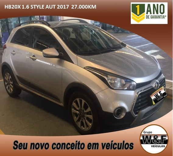 Hb20x Style 1.6 Completo
