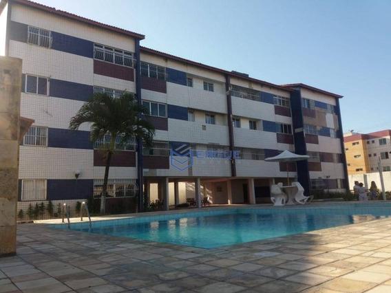 Apartamento Com 3 Dormitórios À Venda Ou Locação - Icaraí - Caucaia/ce - Ap0394