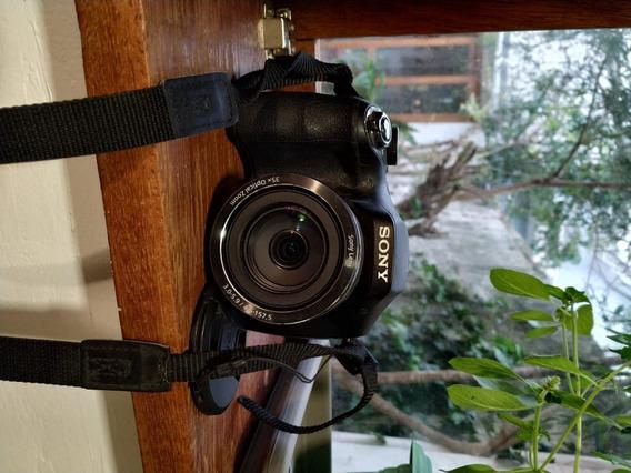 Câmera Sony Dsc-h300 / 20.1 Megapixels