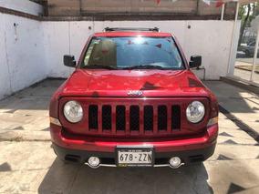 Jeep Patriot 5p Limited L4 2.4 Aut